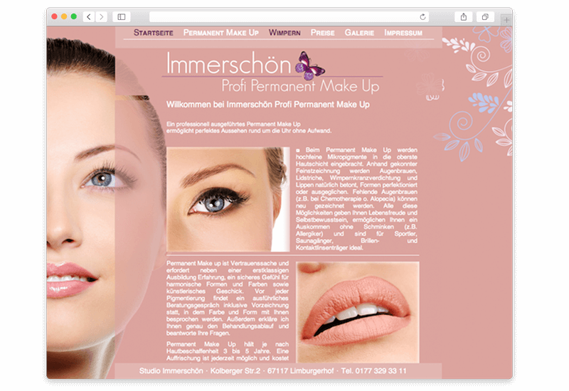 THD-Referenzen-Browserfenster-Studio-Immerschoen