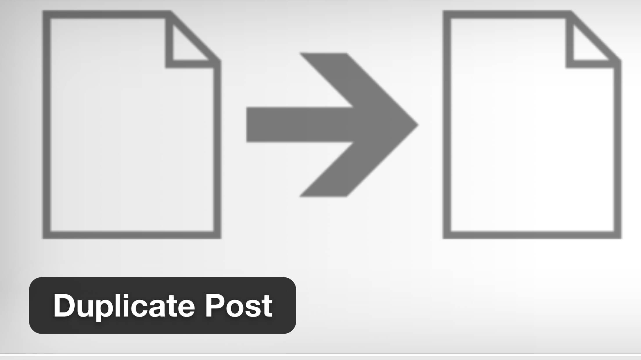 WordPress Plugin Review: Duplicate Posts